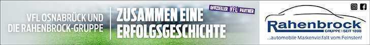 VfL Osnabr/ück Glockenwecker schwarz